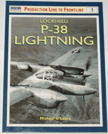 Lockheed P-38 Lightning, by Michael O'Leary